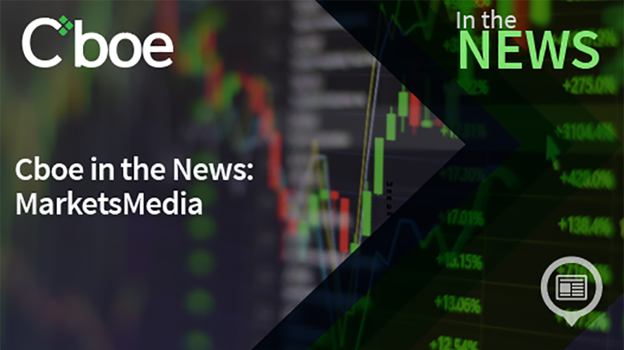 Cboe in the News: MarketsMedia Thumbnail